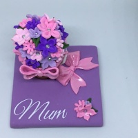 Mother's Day Gift -Purple & Pink