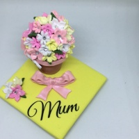 Mother's Day Gift -Yellow & Pink